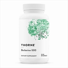 Thorne Research - Berberine-500 - Botanical Compound to Support Blood Sugar Me