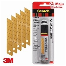 MAJU 3M Scotch TI-RL 18mm Precision Titanium Refill Replacement Blade