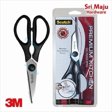 MAJU 3M Scotch HKS38 Premium Kitchen Stainless Steel Scissor HKS 38