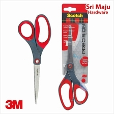 MAJU 3M Scotch 1448 Precision Scissor 8 Inch Stainless Steel Blade