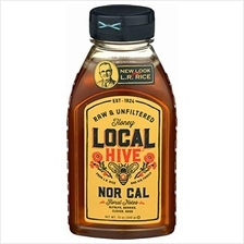LOCAL HIVE Raw Nor Cal Honey, 12 Ounce