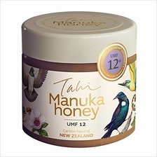 Manuka Honey UMF 12 plus spray-free, raw and pure 400 gram (14.1oz) by Tahi