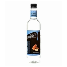 DaVinci Gourmet Almond Syrup, 4 Count