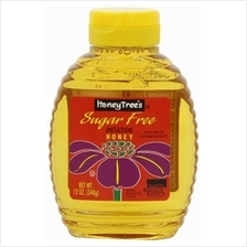 HoneyTree's Imitation Honey, Sugar Free, 12-Ounce Bottles (Pack of 12)