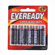 EVEREADY AA Battery Super Heavy Duty(12pcs)EVEREADY Malaysia
