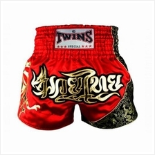 Twins Training Boxing Muay Thai Gym Jersey Tinju Fitness Short Pant