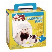 Living World Exercise Ball - Large (Hamster, Small Pet)