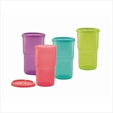 Tupperware Outdoor Tumbler (4) 350ml