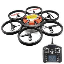 Skywalker 6 Axis 4ch Gyro RC Hexacopter Drone (WP-RC6).