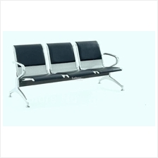 Airport Visitor Link Chair with PVC Cushion