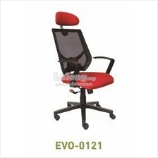 Ergonomic Office Highback Mesh Chair model EVO-0121(B)