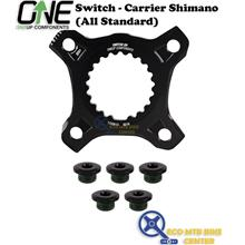 ONEUP COMPONENTS Switch - Carrier (All Standards) Shimano