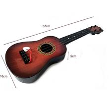*Mini Ukulele Children's Simulation Guitar Musical Education Toys Gift