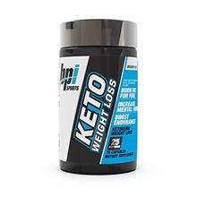 BPI Sports Keto Weight Loss - Ketogenic Fat Burner - Keto Weight Loss Pills -