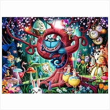 Ravensburger Most Everyone is Mad 1000 Piece Puzzle for Adults - Alice in Wond