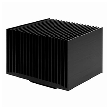 ARCTIC Alpine AM4 Passive - Silent CPU Cooler for AMD Socket AM4, Easy Install