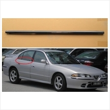 Perdana V6 Door Glass Moulding Rear RH Side