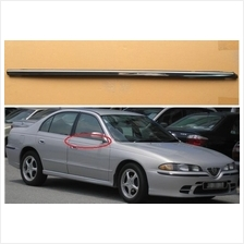 Perdana V6 Door Glass Moulding Front RH Side