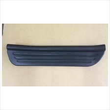 Wira Door Step Black Rear