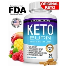 Keto Burn Pills Ketosis Weight Loss - 1200 Mg Ultra Advanced Natural Ketogenic