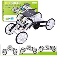[FromUSA]Talent Star DIY Climbing Vehicle, STEM Educational Toy Car Assembly K