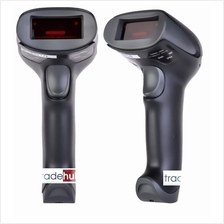 Oppotek XL-F11 Barcode Scanner 2-in-1 Wireless / Wired USB for POS Sys