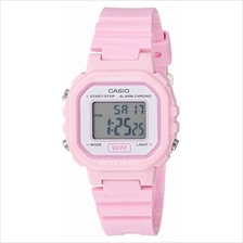 Casio Women's Classic Quartz Watch with Resin Strap, Pink, 9 (Model: LA20WH-4A