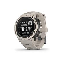 Garmin Instinct, Rugged Outdoor Watch with GPS, Features GLONASS and Galileo,