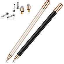 Stylus for iPad Pencil, MEKO Universal Disc Stylus Pens for All Touch Screen D