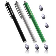 The Friendly Swede Stylus Pen Replaceable Micro-Knit Mesh Tip - Capacitive Tou