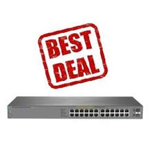 HP OfficeConnect 1820 24G PoE+ (185W) Switch J9983A