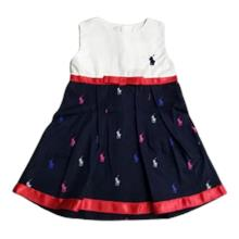 Kids Girl sleeveless dress elegance dress