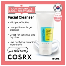 COSRX Low pH Good Morning Gel Cleanser 150ml Gentle Low pH Mild