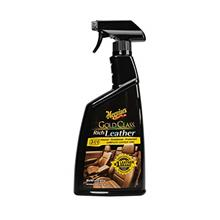 MEGUIAR'S G10924SP Gold Class Rich Leather Cleaner and Conditioning Spray, 24