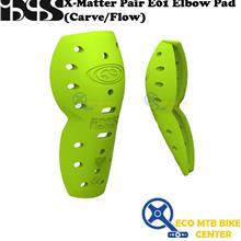 IXS Spare Parts X-Matter Pair E01 Elbow Pad (Carve/Flow)