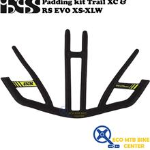 IXS Spare Parts Helmets Padding kit Trail XC & RS EVO XS-XLW