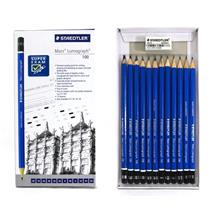 STAEDTLER Mars Lumograph Pencil Set 12pcs