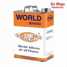 MAJU 3kg 300 World Brand Fast Drying Contact Adhesive Cold Work