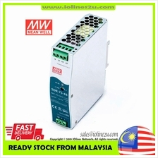 Mean Well SDR-75-48 48V 1.6A 75W AC-DC Industrial DIN rail switching power sup