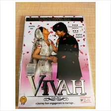 Bollywood Hindi Movie Vivah A Journey From Engagement To Marriage DVD