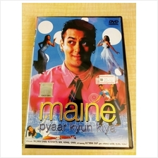 Bollywood Hindi Movie Maine Pyaar Kyun Kiya DVD