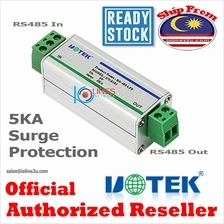 Genuine Utek UT-S101 RS-485 LPS lightning surge protection protector RS485 5KA