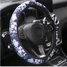 YR Universal Steering Wheel Covers, Cute Car Steering Wheel Cover for Women an