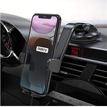 Nulaxy Phone Holder for Car, No Obstruction View Dashboard Windshield Car Phon