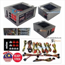 80Plus Gold Huntkey HK1K2-11PP S1 1250W mining Gaming Server ATX power Supply