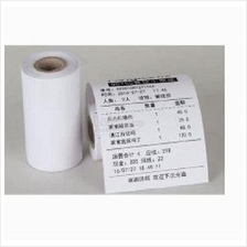 100 x Rolls 80mm 8cm Thermal Receipt Paper Roll Rolls 80*45mm