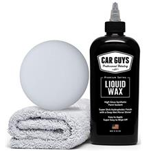 CarGuys Liquid Wax - The Ultimate Car Wax Shine with Polymer Paint Sealant Pro
