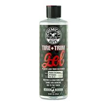 Chemical Guys TVD_108_16 Tire and Trim Gel for Plastic and Rubber, Restore and