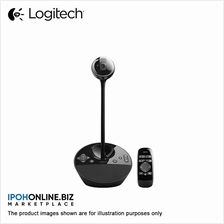 Logitech BCC950 ConferenceCam Video Conference Webcam for Business
