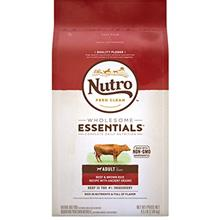 NUTRO Wholesome Essentials Natural Adult Dry Dog Food Beef  & Brown Rice-US